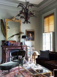 Amazing old houses design ideas will look elegant 42