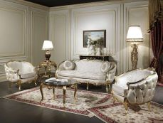 Attractive traditional living room designs ideas in italian 18