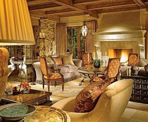 Attractive traditional living room designs ideas in italian 41