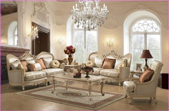 Attractive traditional living room designs ideas in italian 46
