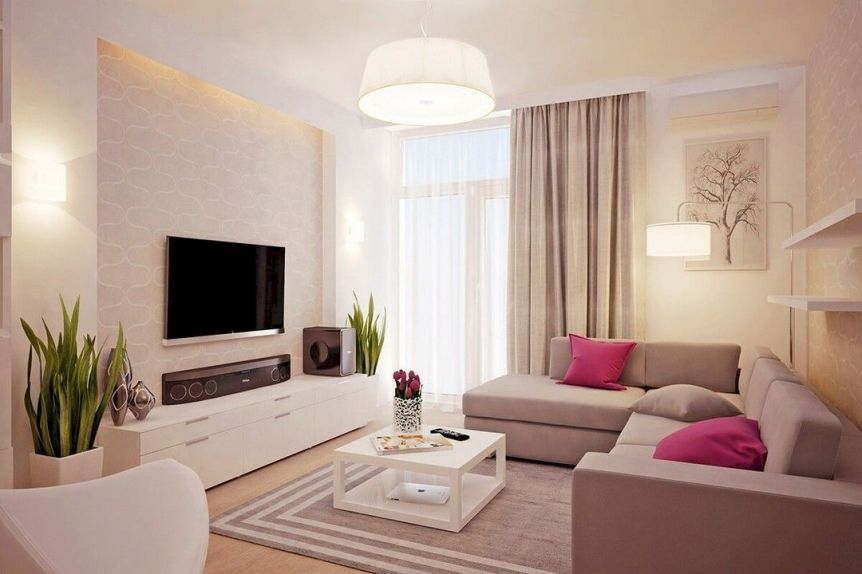 Awesome contemporary living room decor ideas 24