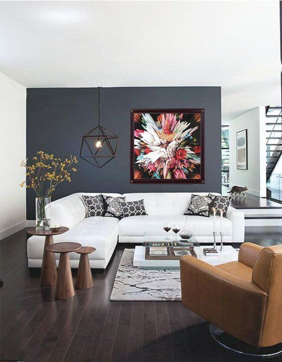 Awesome contemporary living room decor ideas 30