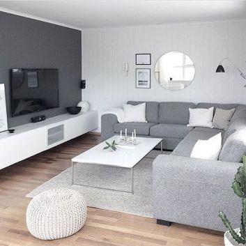 Awesome contemporary living room decor ideas 43