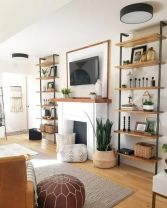 Brilliant furniture design ideas with wood pallets 26