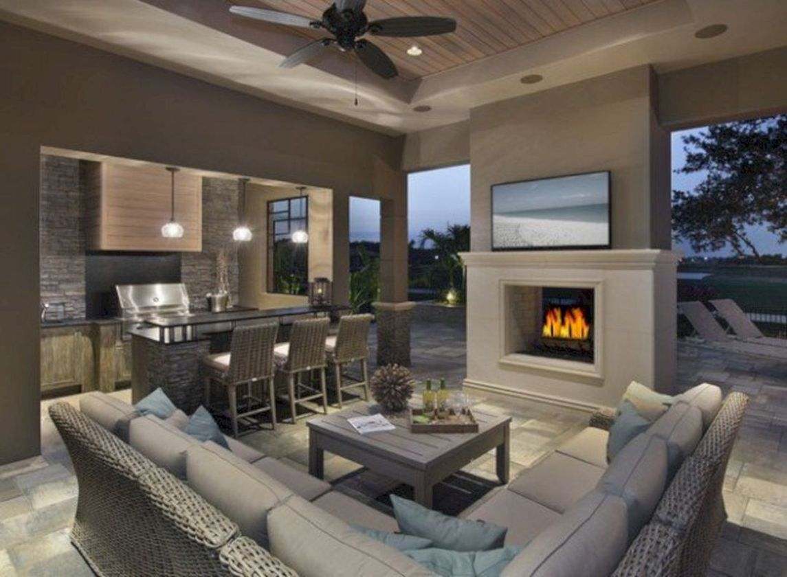 Charming living room design ideas for outdoor 24