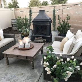 Charming living room design ideas for outdoor 47
