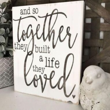Cute love wood design ideas for you 05