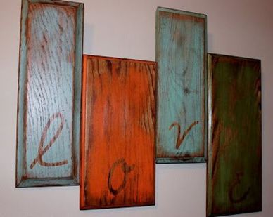 Cute love wood design ideas for you 19