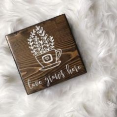 Cute love wood design ideas for you 26