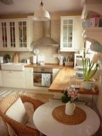 Elegant kitchen desk organizer ideas to look neat 07