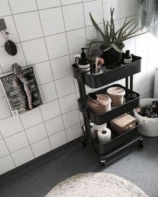 Elegant kitchen desk organizer ideas to look neat 31
