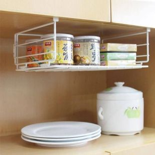 Elegant kitchen desk organizer ideas to look neat 47