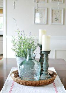 Elegant kitchen desk organizer ideas to look neat 54