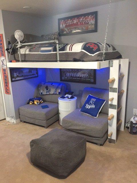 Impressive bedroomdesign ideas to boys 35