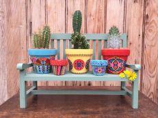Impressive mini garden mug ideas to add beauty on your home 02