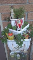 Impressive mini garden mug ideas to add beauty on your home 33