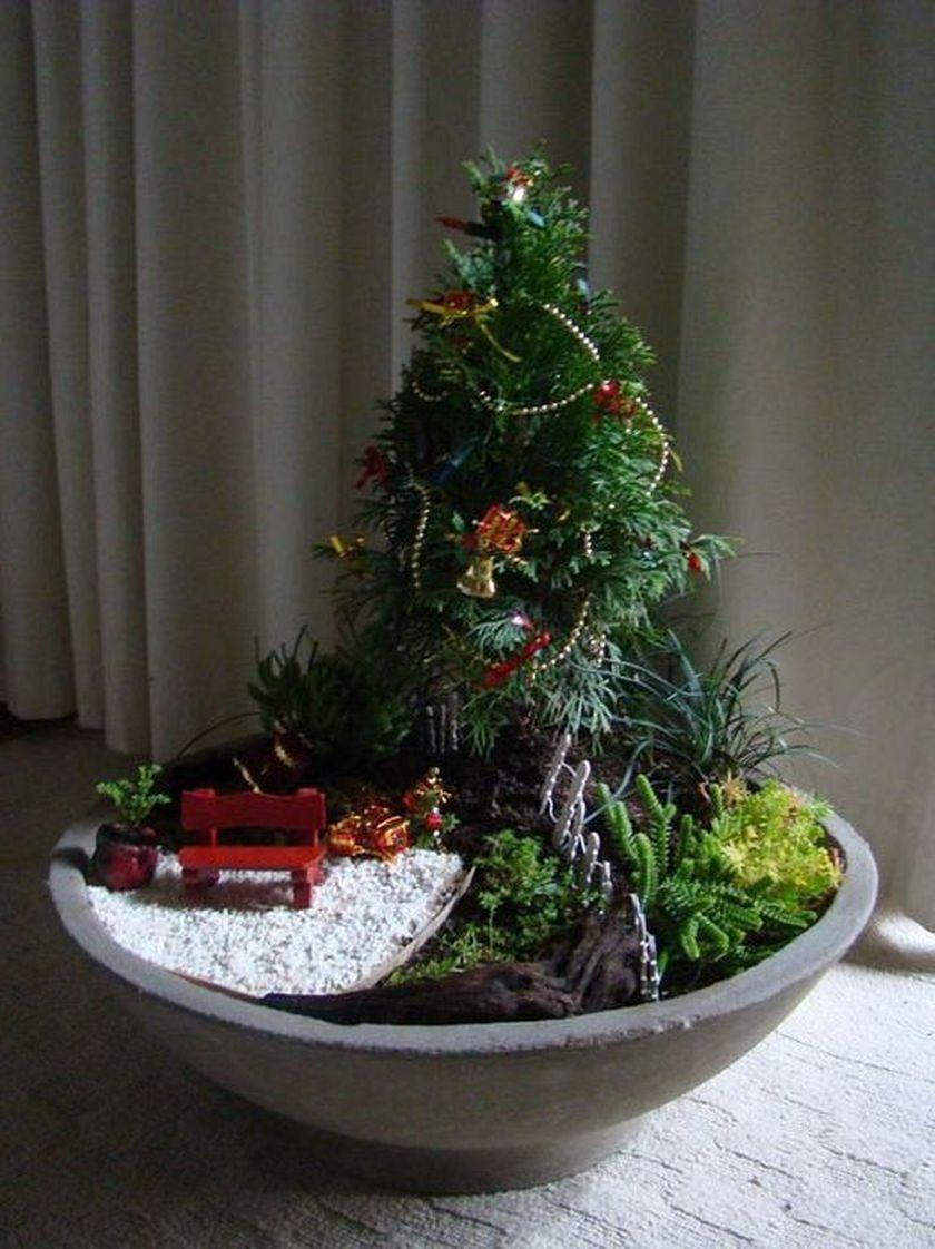 Impressive mini garden mug ideas to add beauty on your home 55