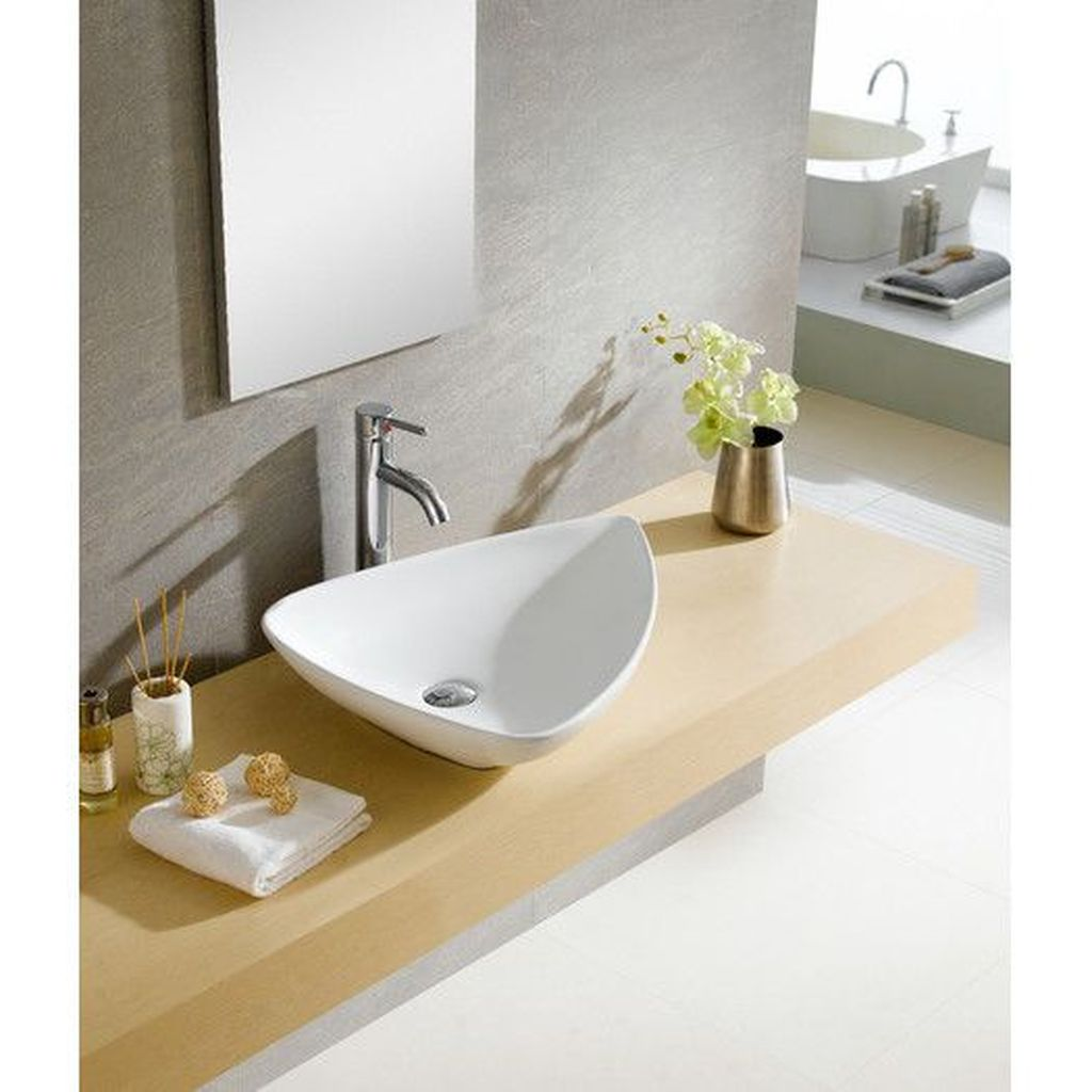 Magnificient bathroom sink ideas for your bathroom 09