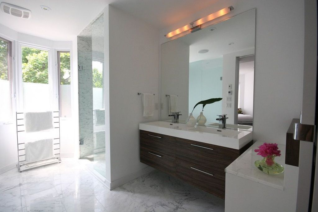Magnificient bathroom sink ideas for your bathroom 24
