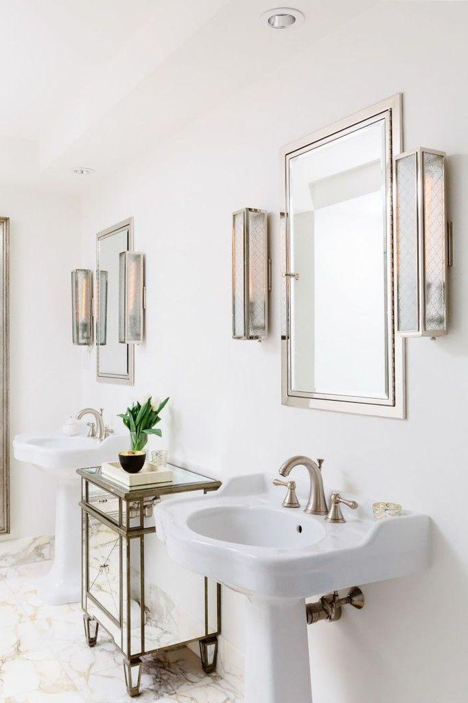 Magnificient bathroom sink ideas for your bathroom 26