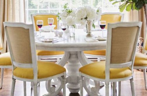 Nice ideas to re imagine your dream dining spot with sets 43