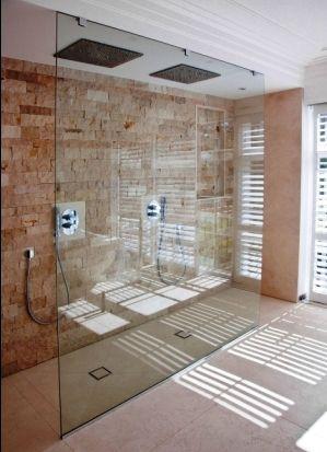 Stunning wet room design ideas 12