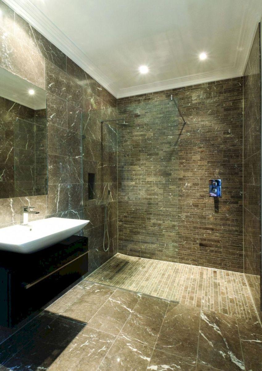Stunning wet room design ideas 21