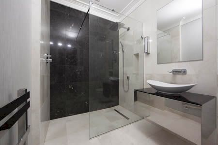 Stunning wet room design ideas 32
