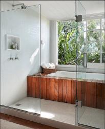 Stunning wet room design ideas 33