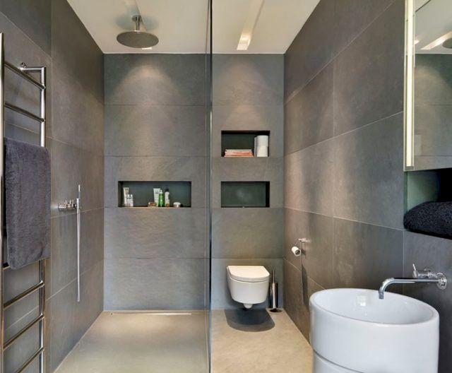 Stunning wet room design ideas 45