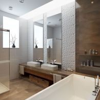 Stunning wet room design ideas 48