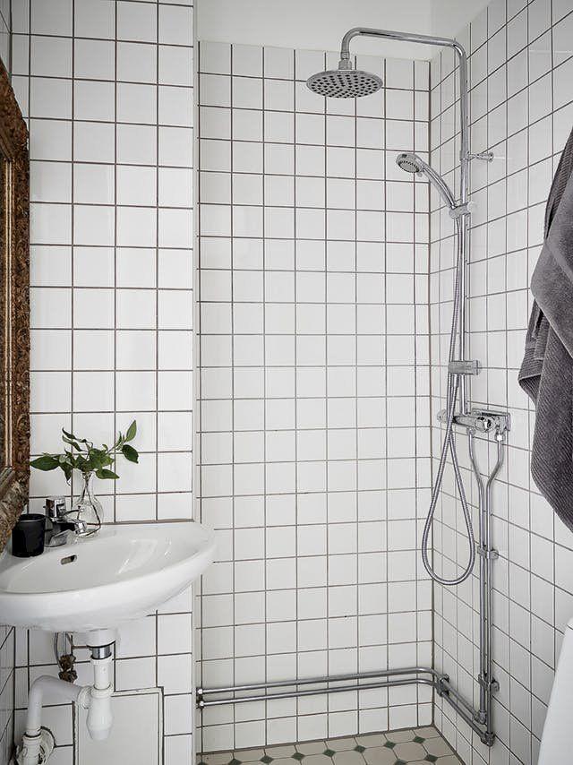 Stunning wet room design ideas 49