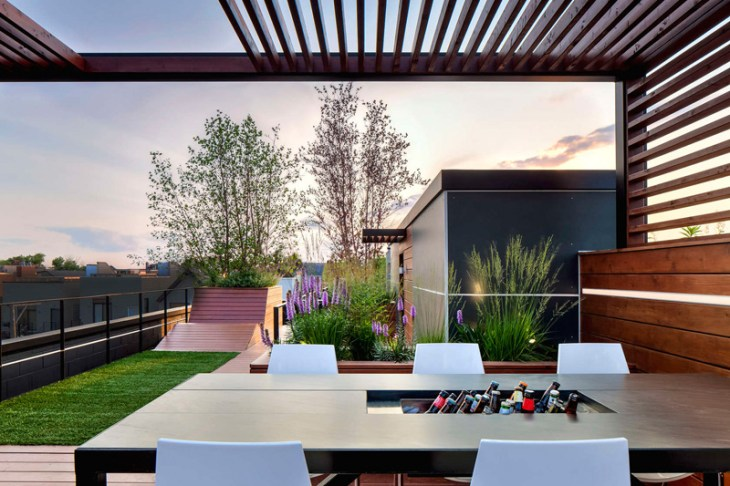 Amazing Rooftop Design With Urban View That Will Make Us Swoon 3