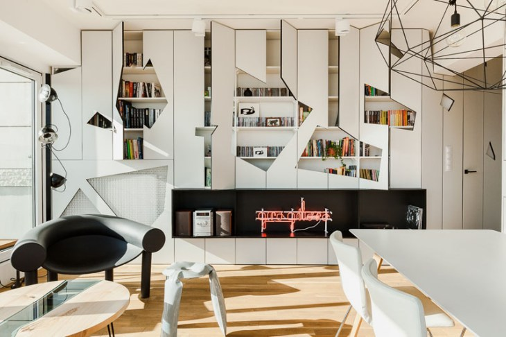 Cool-apartment-interior-design-with-geometric-features-2