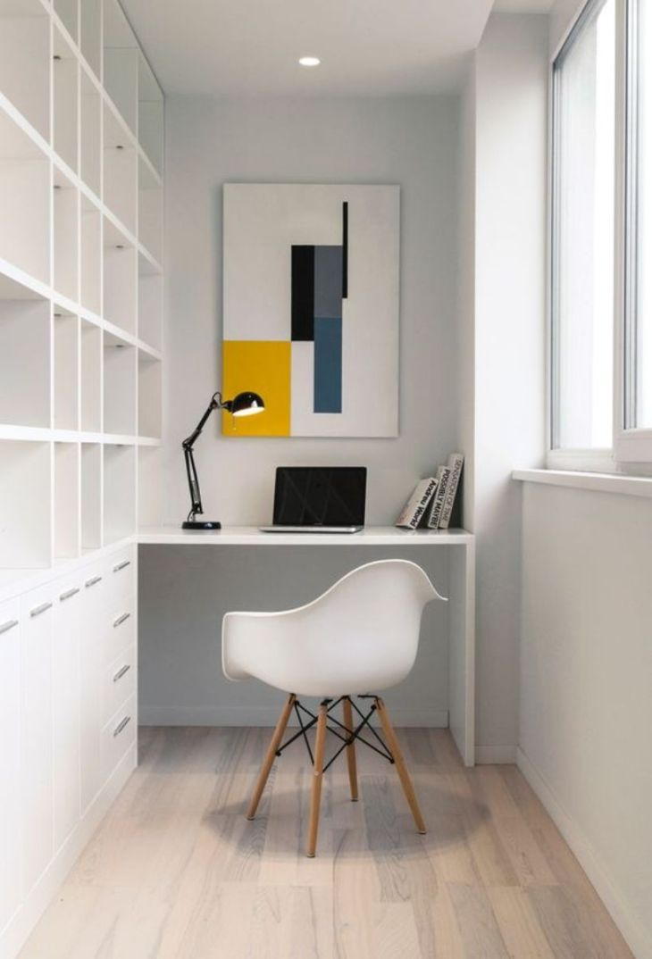 Ultra-minimalist-home-office