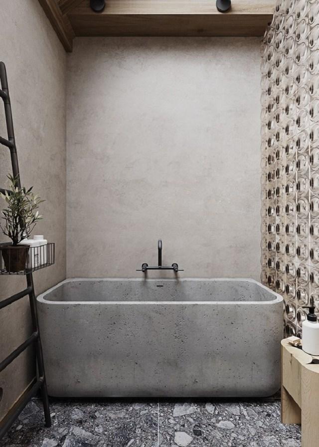 With-beautiful-concrete-bathroom-tub