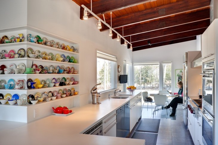 A Stunning Modern House With One-Storey That May Inspire You 4