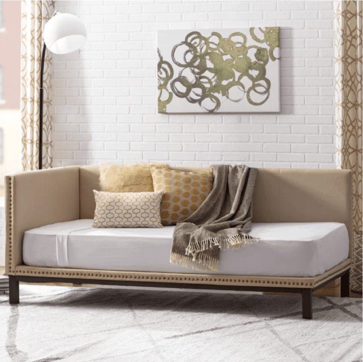Carwile Mid Century Daybed Incredible Stylish Daybeds We Can't Stop Dreaming About