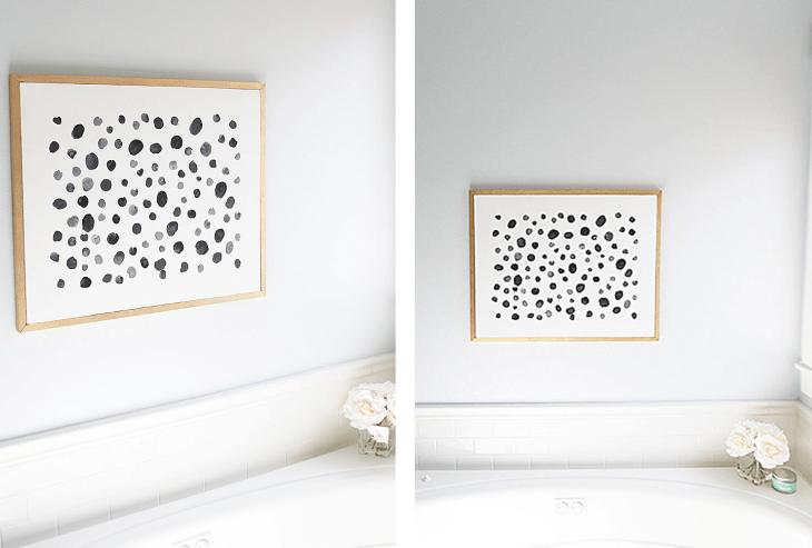Polka Dots Art