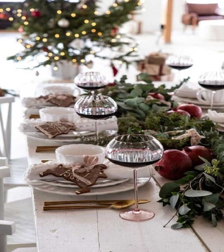4 Stunning Original Winter Table Decoration Ideas To Get Your Guest Unstoppably Say WOW
