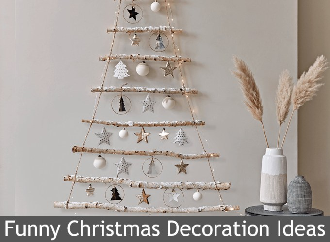 Funny Christmas Decoration Ideas For Kids Room To Boost Holiday Spirit