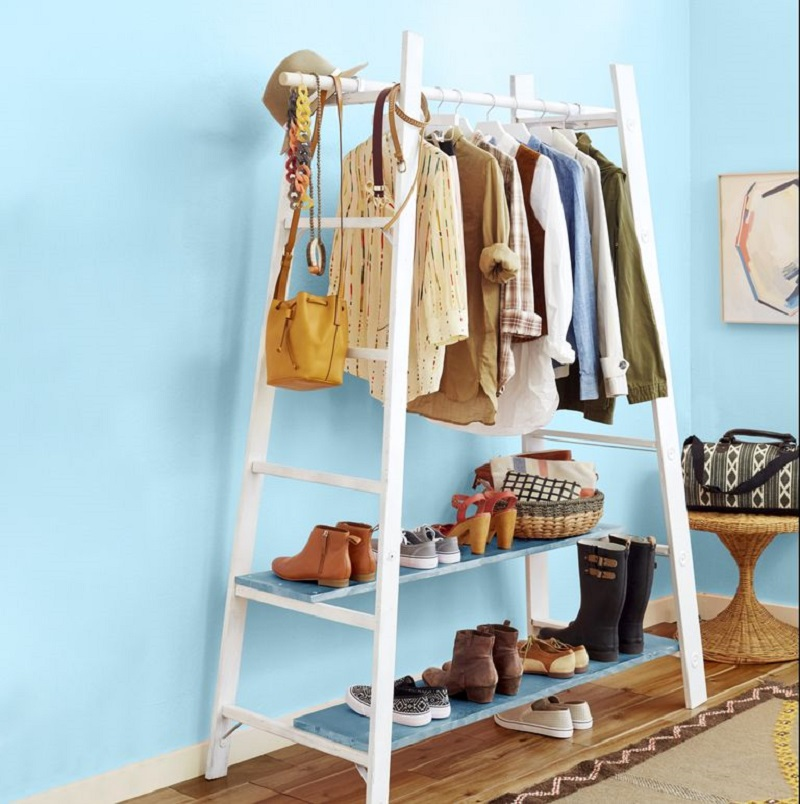 Ladder-organizer