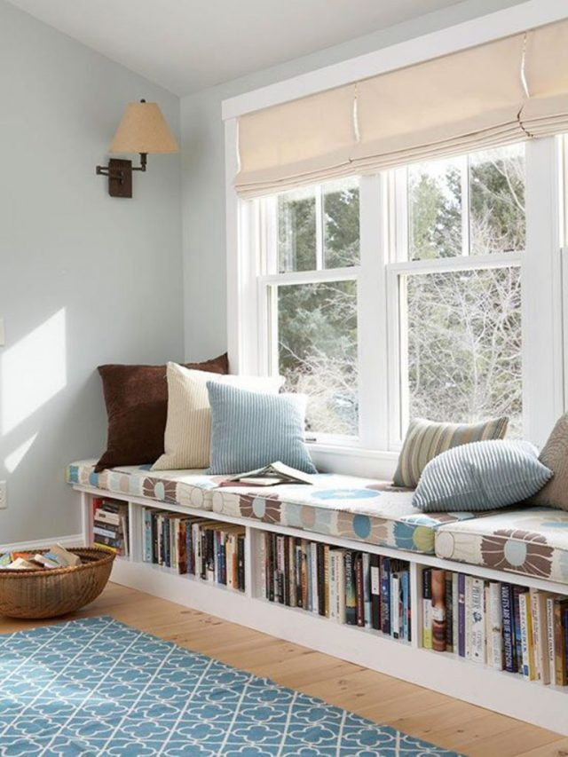 Read the day away Ideal Reading Nook Ideas Offers You A Cozy Spot For All Winter