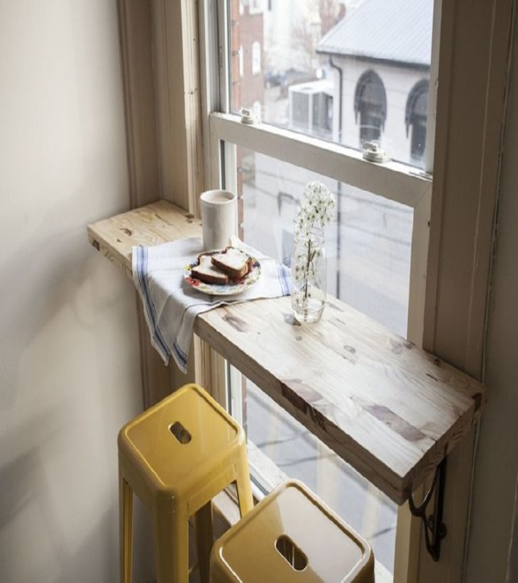 Café corner Precocious Solutions For Home With No Dining Room To Throw Away Your Worry
