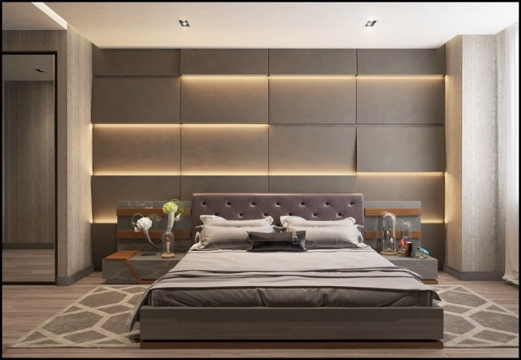 Create a stunning headboard