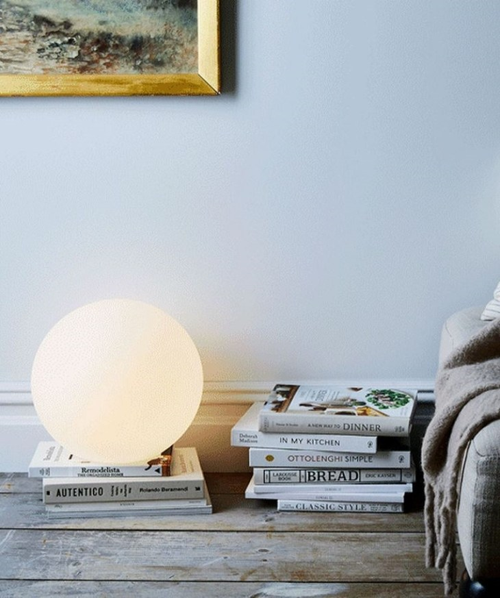 Luna lamp Night Study Sessions Lamp Ideas For Your Most Stylish Dorm Room