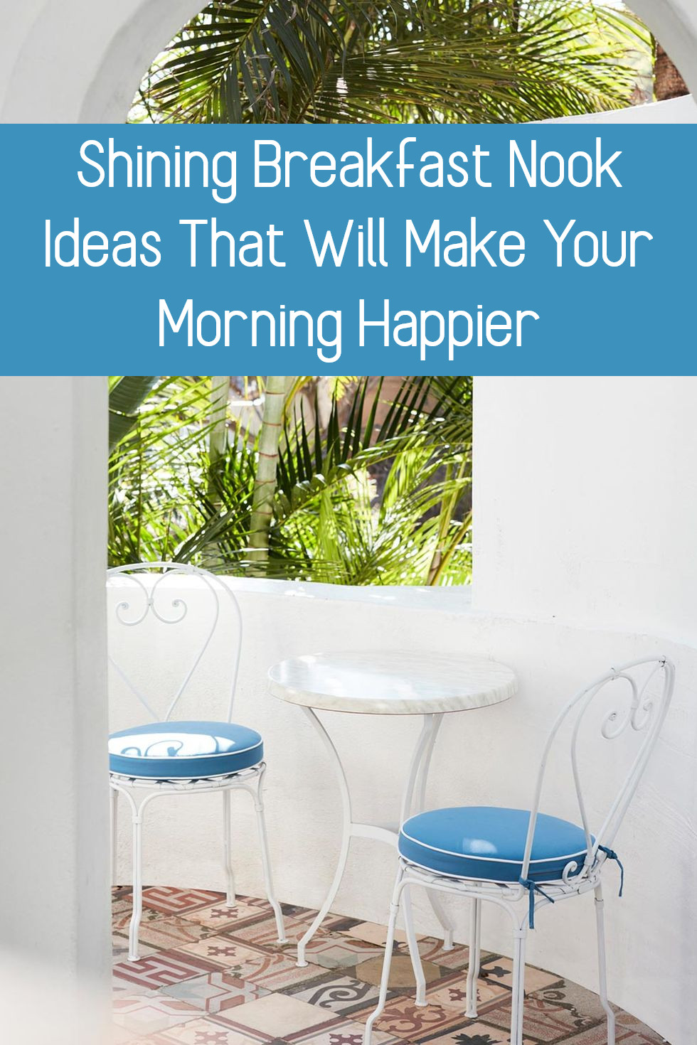Shining Breakfast Nook Ideas That Will Make Your Morning Happier