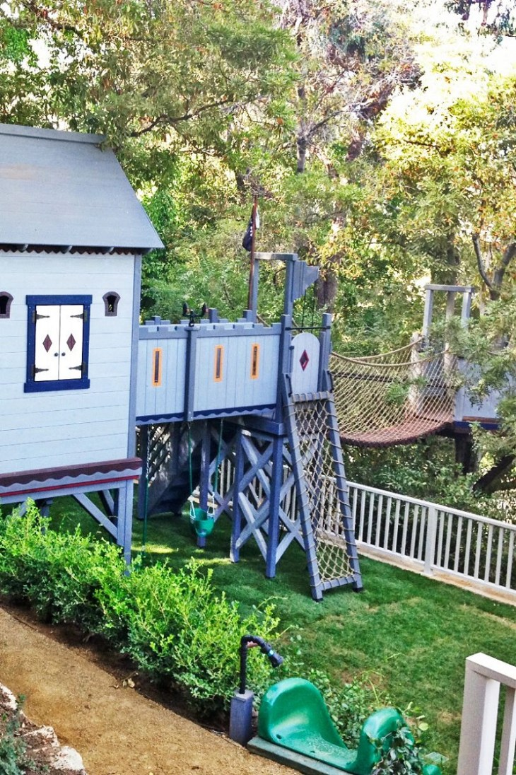 The Best Treehouse Designs That Will Make Your Kids Forget About Your House