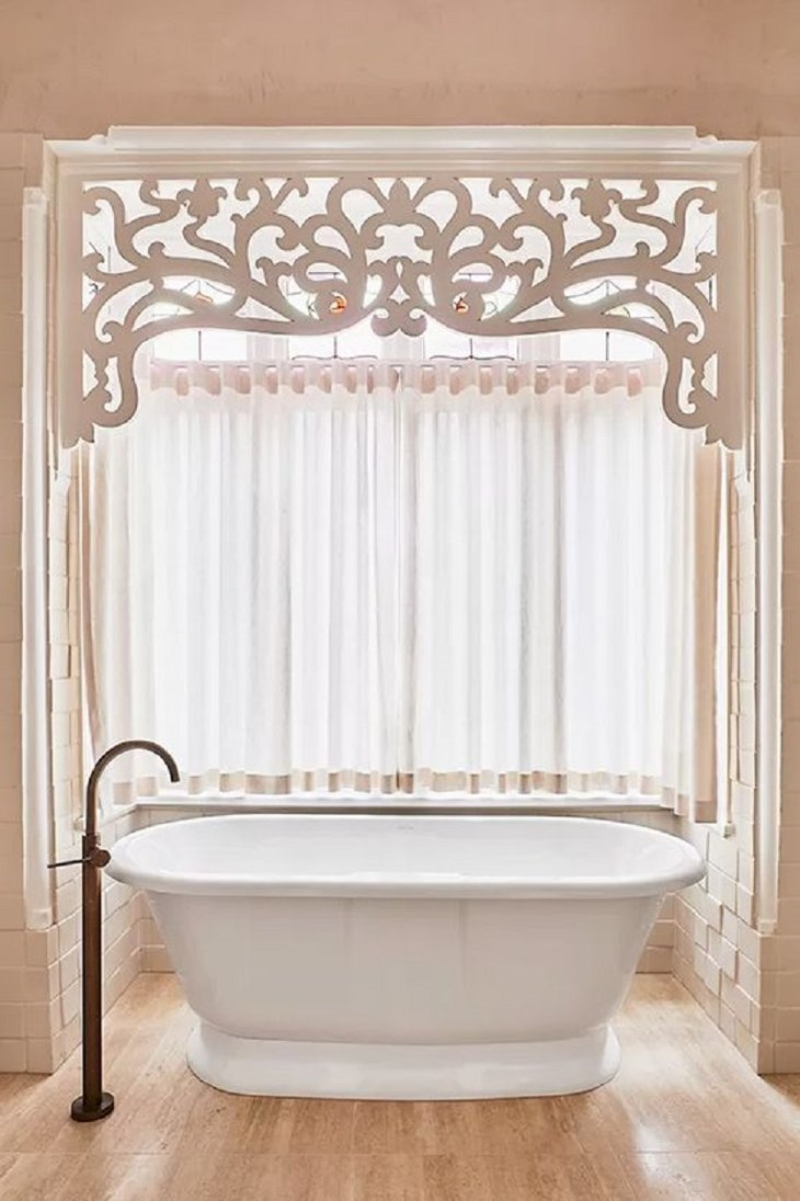 Amazing Ideas And Designs To Create A New Sensation And Enchanting Scenery In Your Bathroom With Pink Color