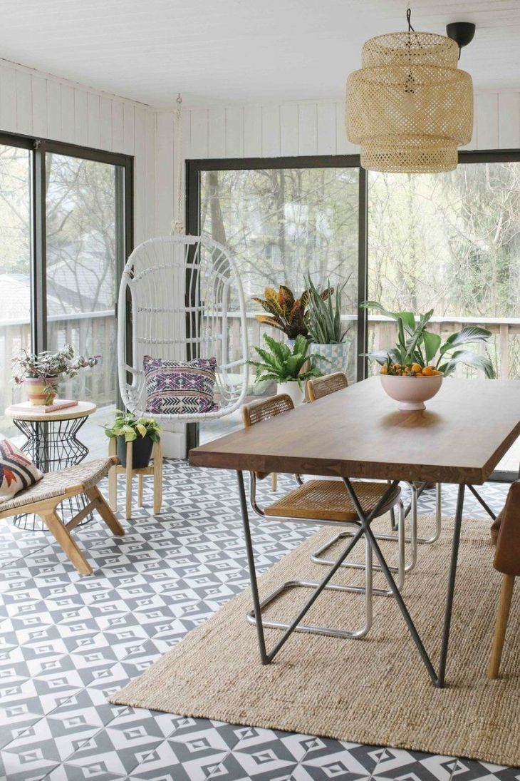 Cheerful sunroom Fantastic Sunroom Ideas To Soak Up The Sunlight For Your Most Enjoyable Spot At Home
